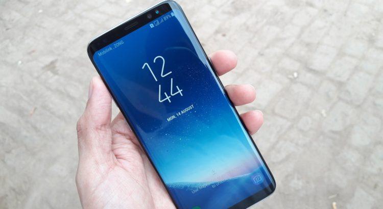 características del Samsung Galaxy S8