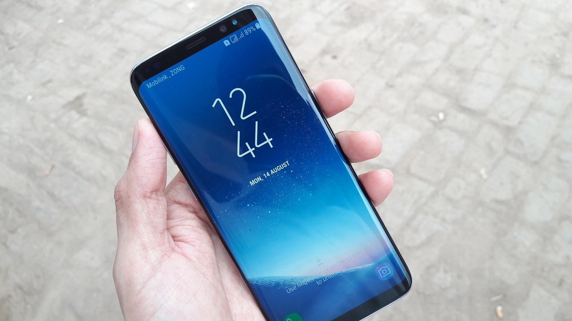 Características del Samsung Galaxy S8: un smartphone infinito