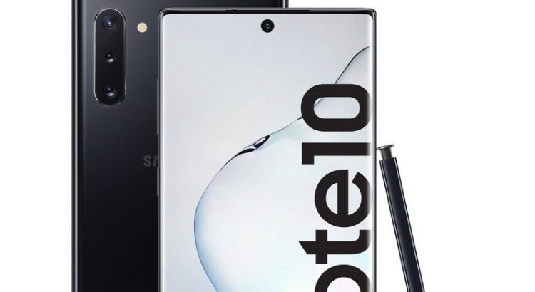 características Samsung Galaxy Note 10