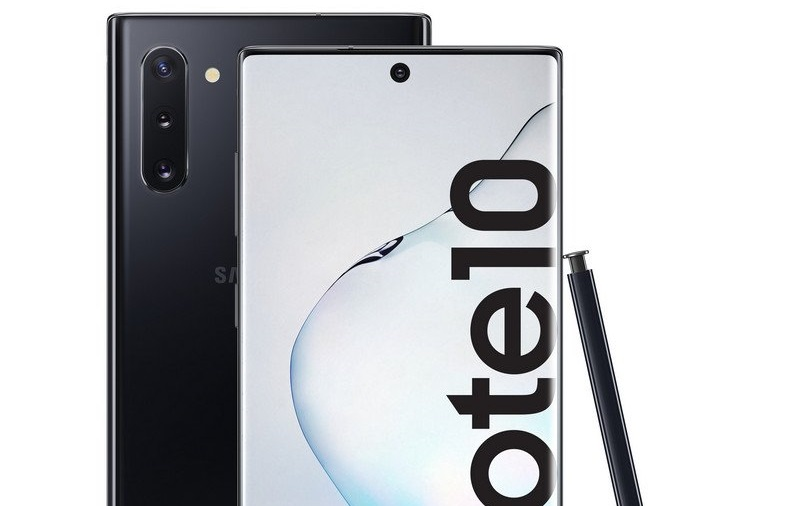 8 características del Samsung Galaxy Note 10 que te enamoran
