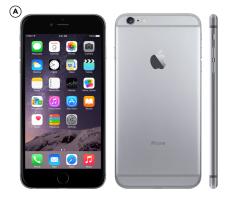 iPhone 6 Plus 16gb usado