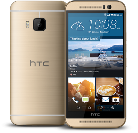 HTC One M9 32gb #2