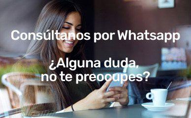 Consúltanos por Whatsapp