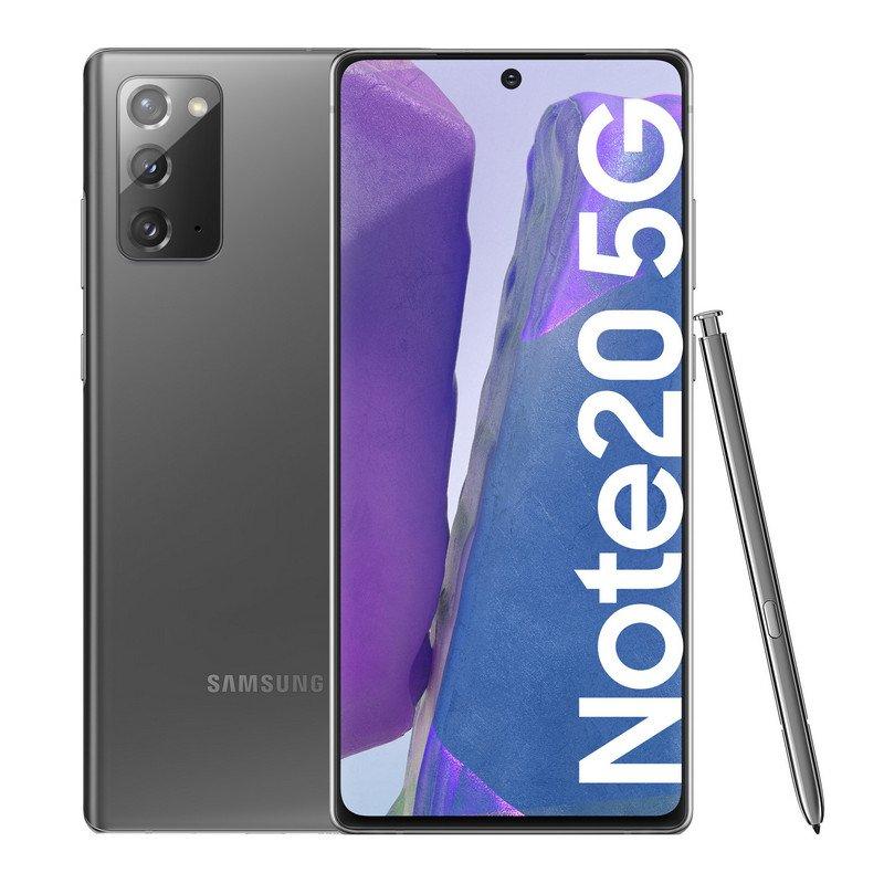 Samsung Galaxy Note 20 5G - Gris