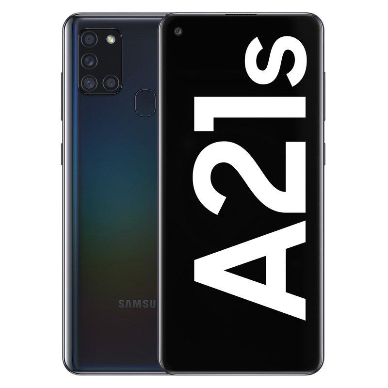 Samsung Galaxy A21s 64GB - Negro