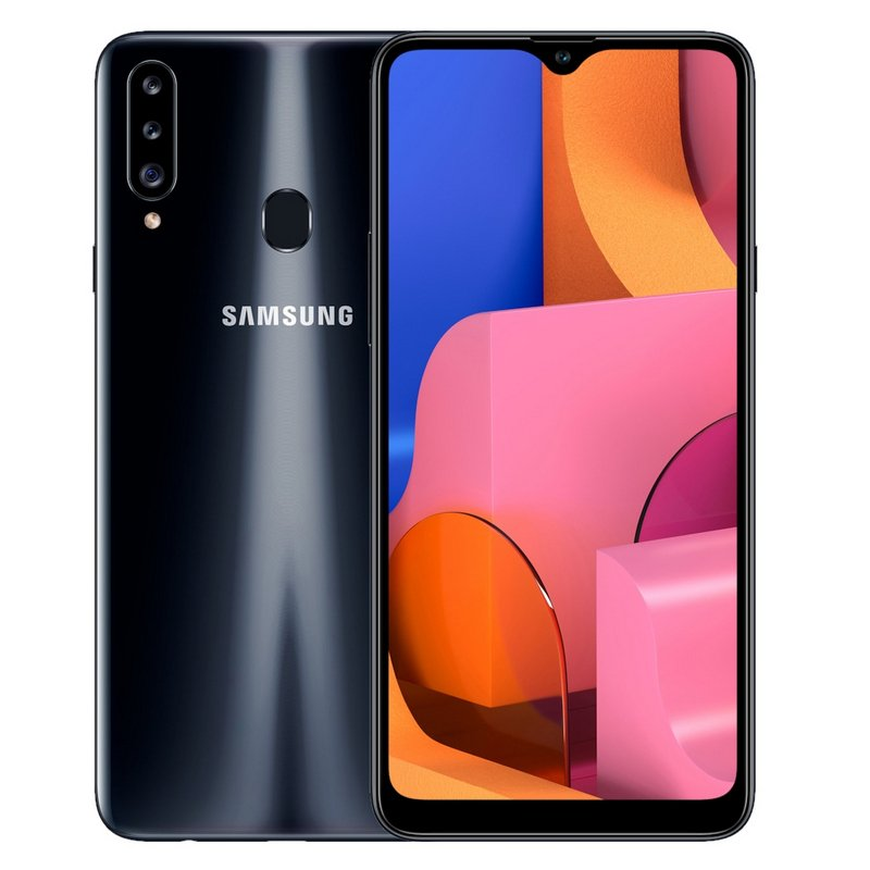 Samsung Galaxy A20s 32GB - Negro