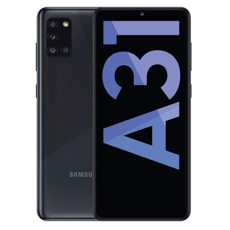Samsung Galaxy A31 128GB - Negro