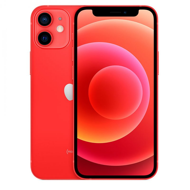 iPhone 12 Mini 64GB - Rojo