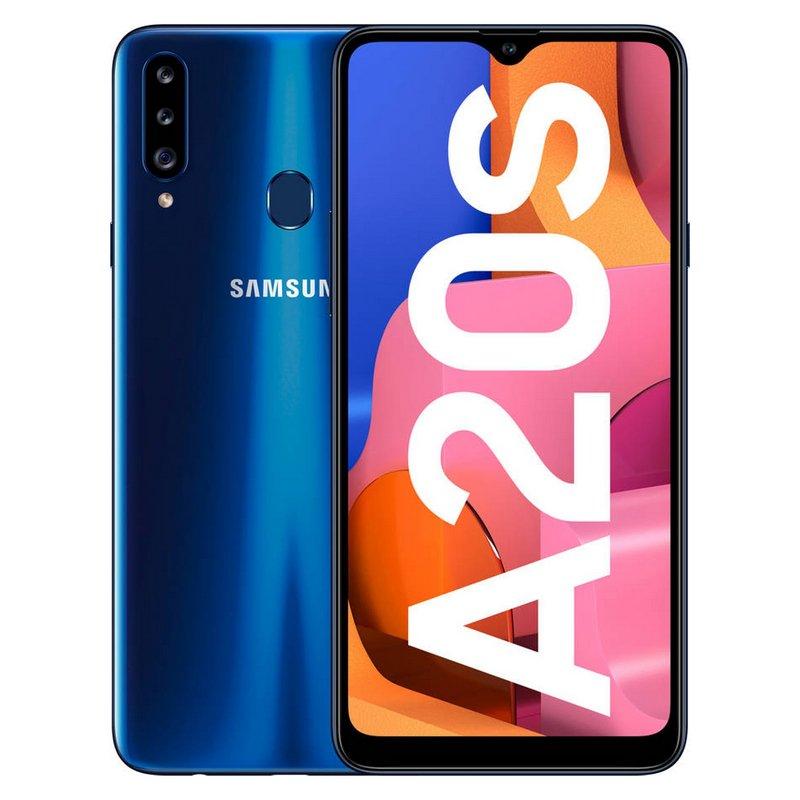 Samsung Galaxy A20s 32GB - Azul