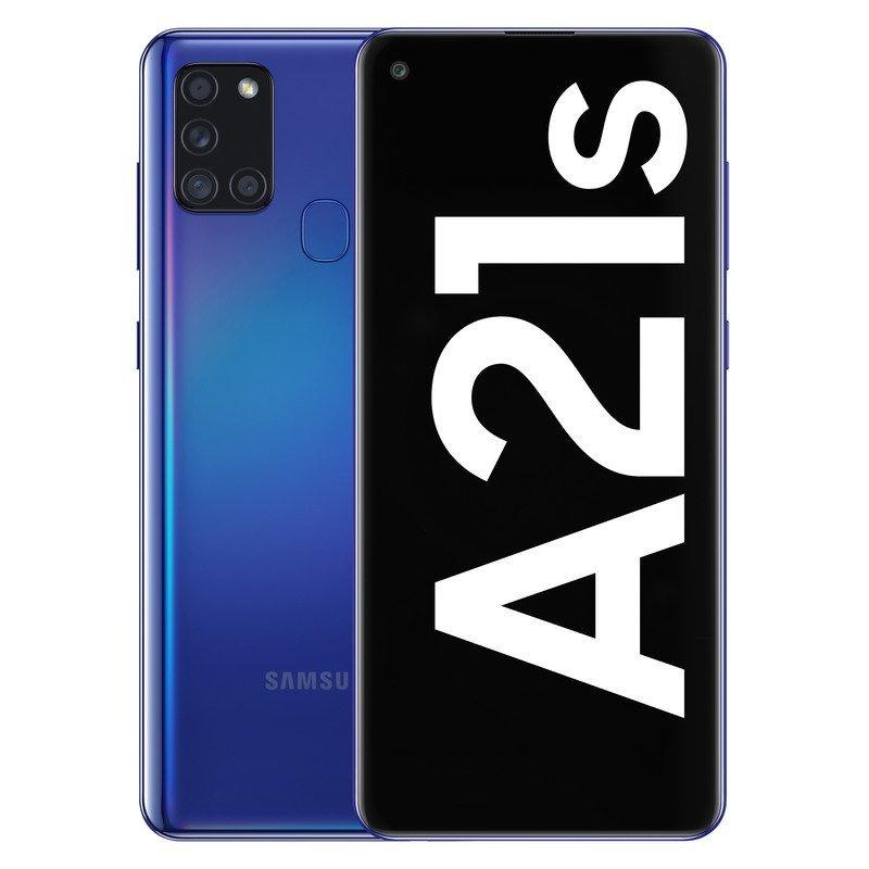 Samsung Galaxy A21s 64GB - Azul