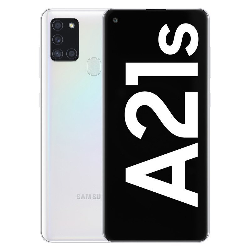 Samsung Galaxy A21s 64GB - Blanco