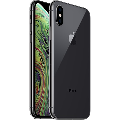 iPhone XS 64GB - Negro-Gris Space