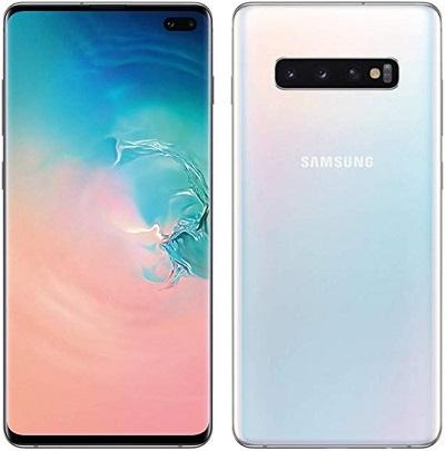 Samsung Galaxy S10 Plus 128GB - Blanco Prisma