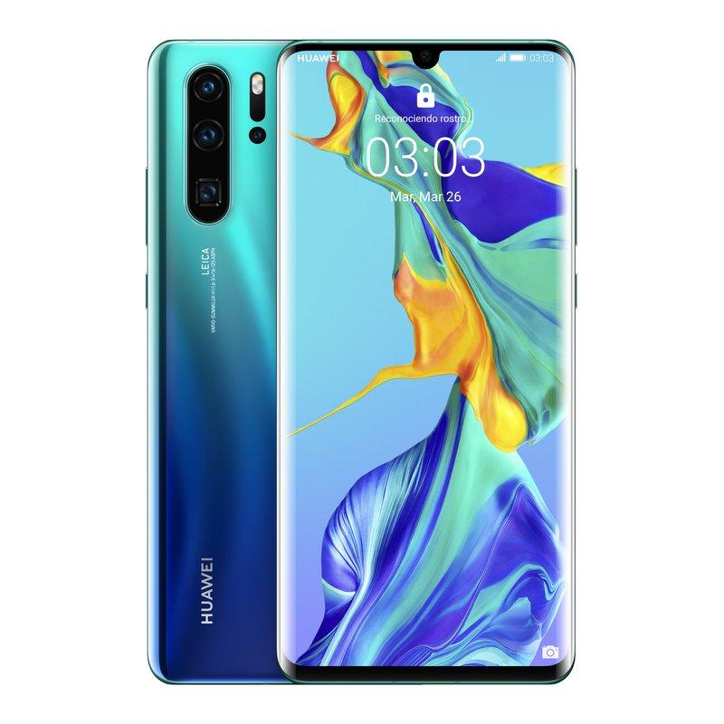 Huawei P30 Pro 128GB - Azul Aurora