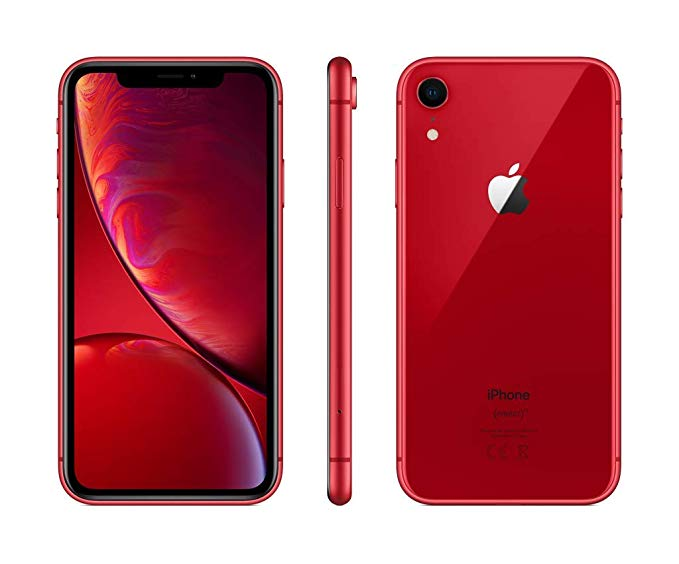iPhone XR 256GB - Rojo