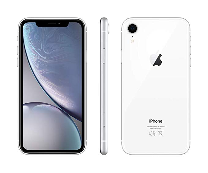 iPhone XR 256GB - Blanco