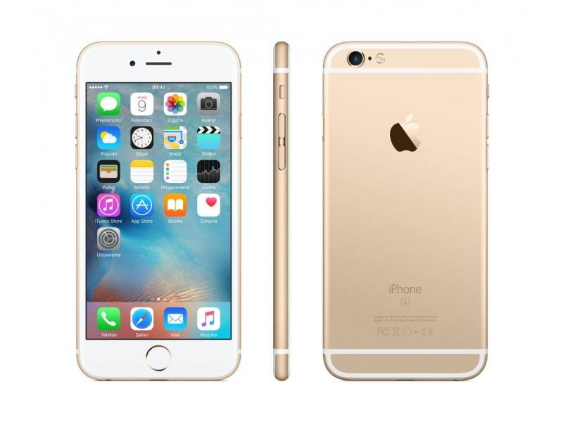 iPhone 6s Plus 64gb - Oro