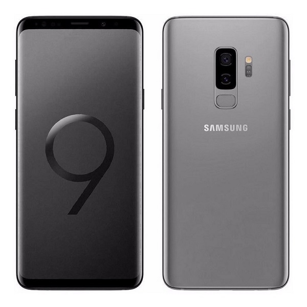 Samsung Galaxy S9 Plus 64GB - Plata