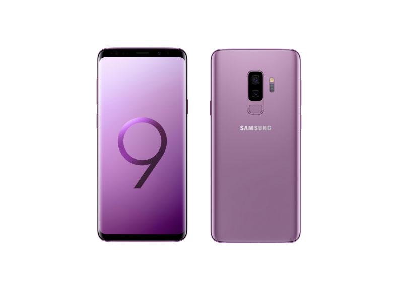 Samsung Galaxy S9 64GB - Púrpura