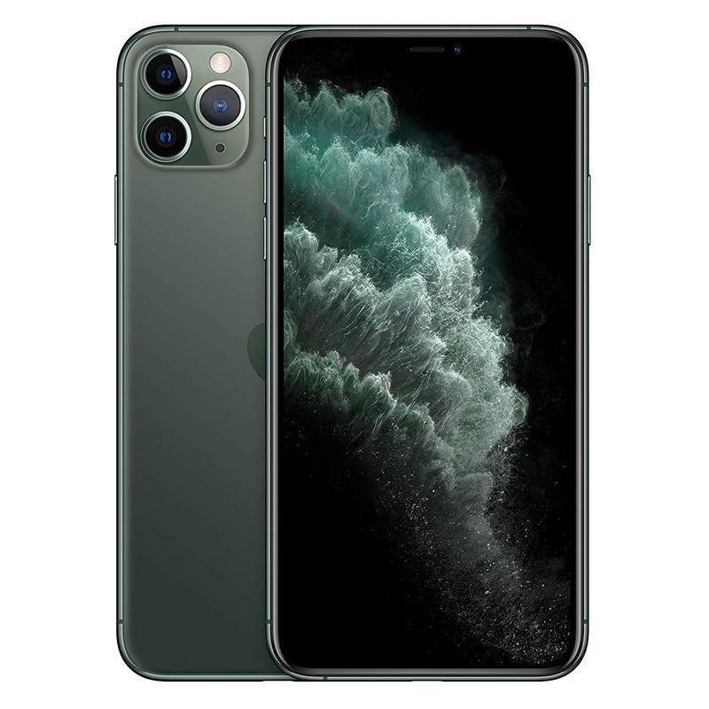 iPhone 11 Pro 256GB - Verde noche