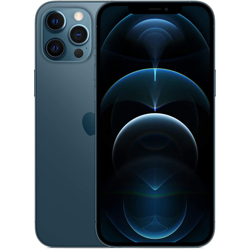 iPhone 12 Pro Max 256GB - Azul