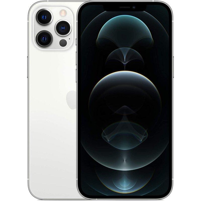 iPhone 12 Pro Max 256GB - Plata