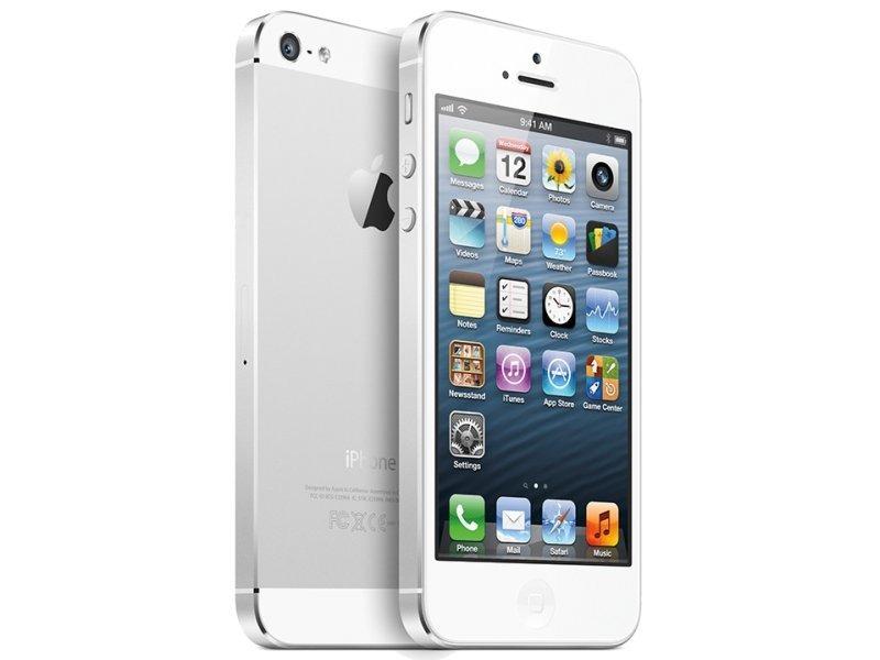 iPhone 5S 16gb - Blanco-Plata