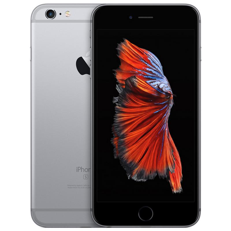 iPhone 6s Plus 64gb - Negro-Gris Space