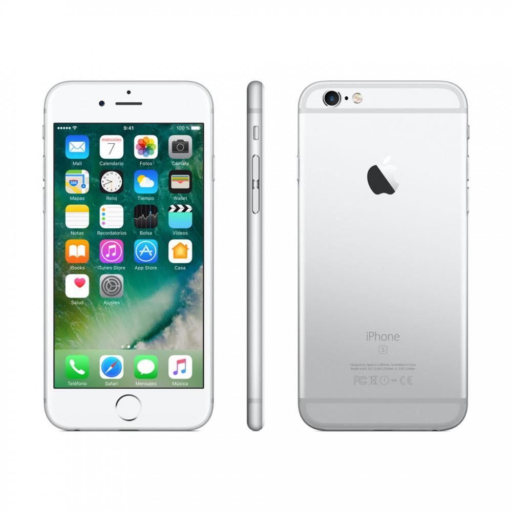 iPhone 6s Plus 64gb - Plata