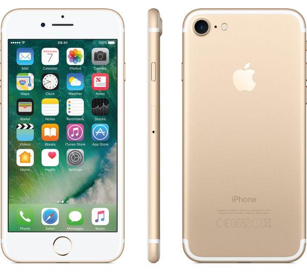 iPhone 7 128GB - Oro