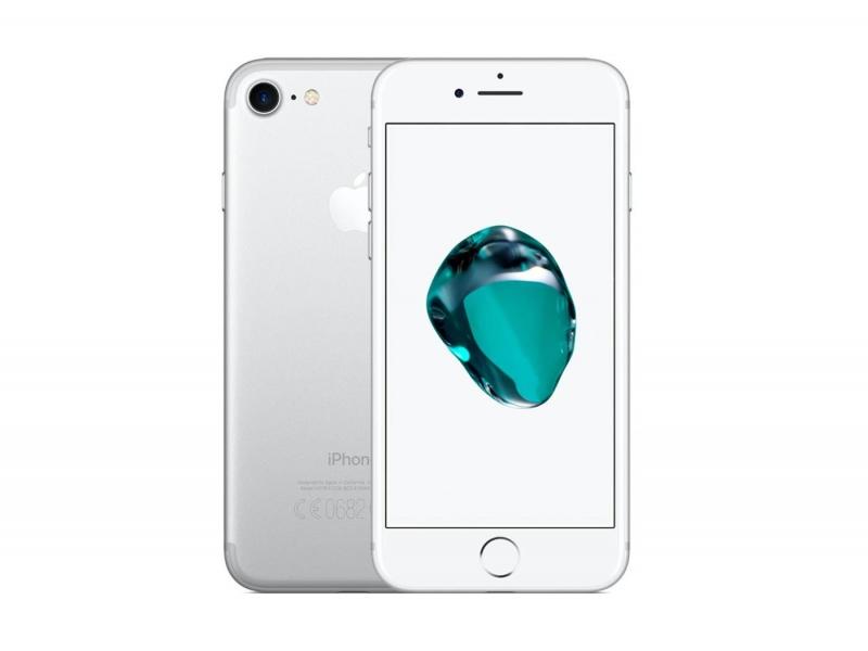 iPhone 7 128GB - Blanco-Plata