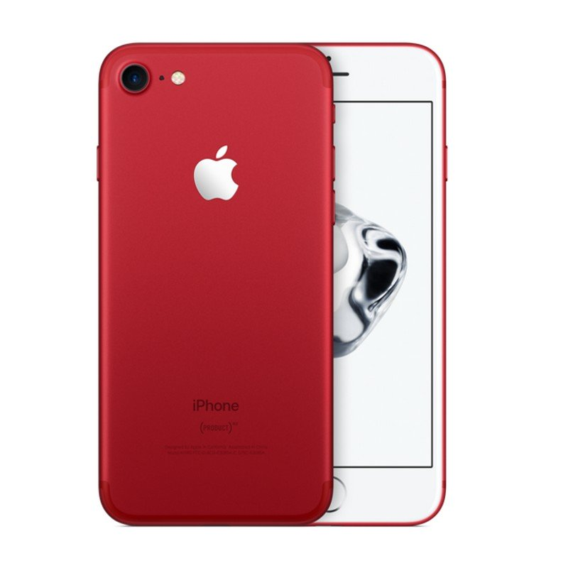 iPhone 7 128GB - Rojo