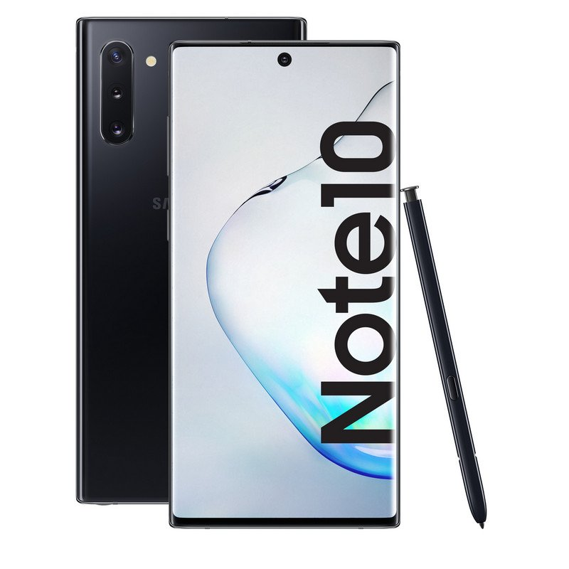 Samsung Galaxy Note 10 256GB - Negro