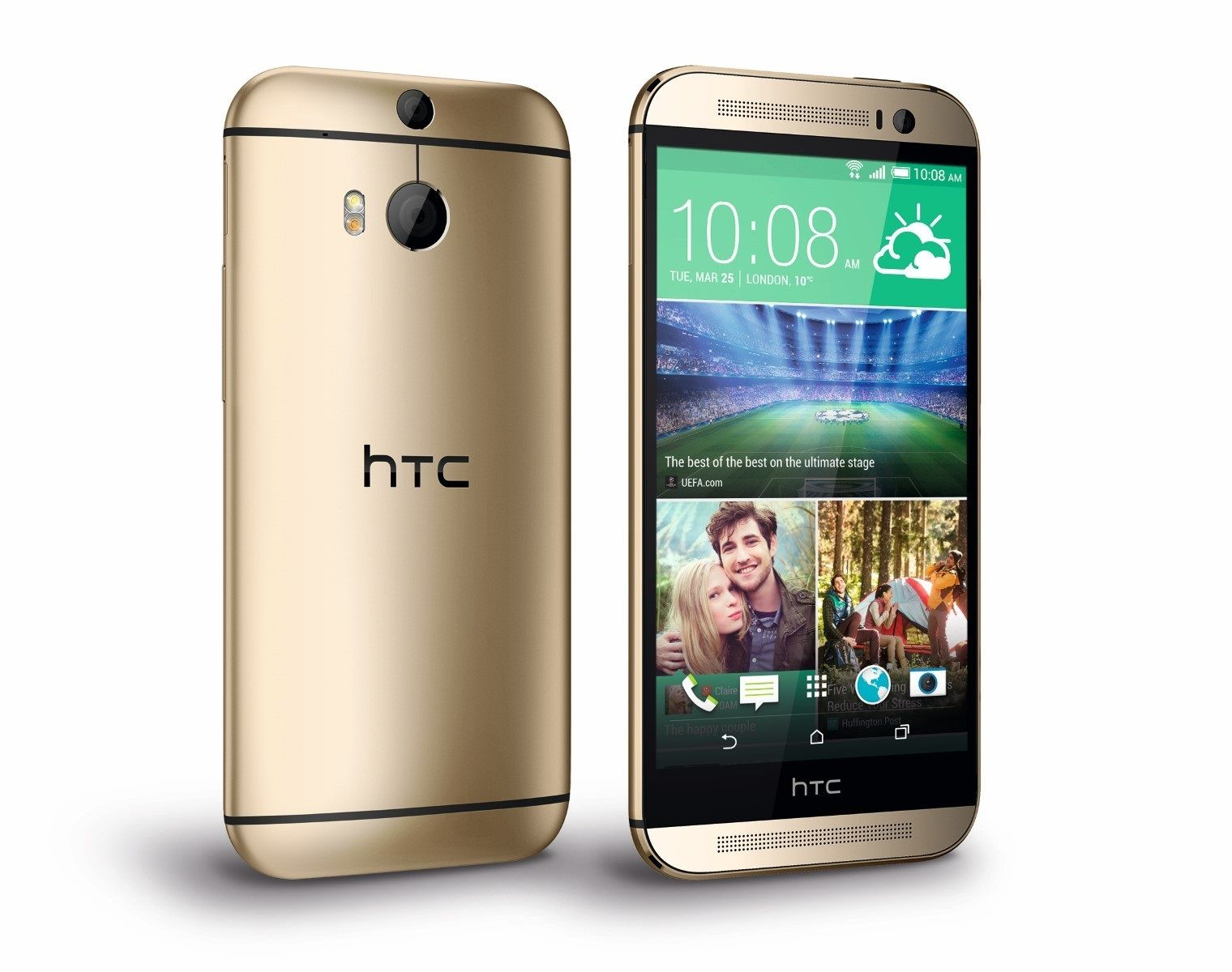HTC One M8 16gb - Oro