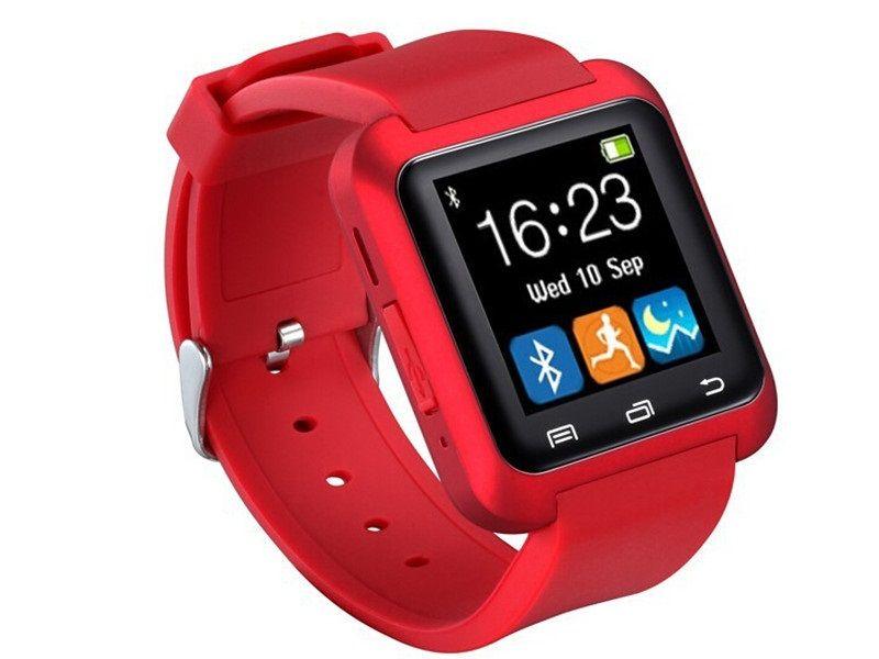 Smartwatch u80 - Rojo