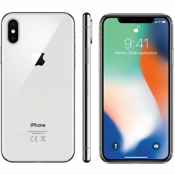 iPhone X 256GB EXPO - Plata