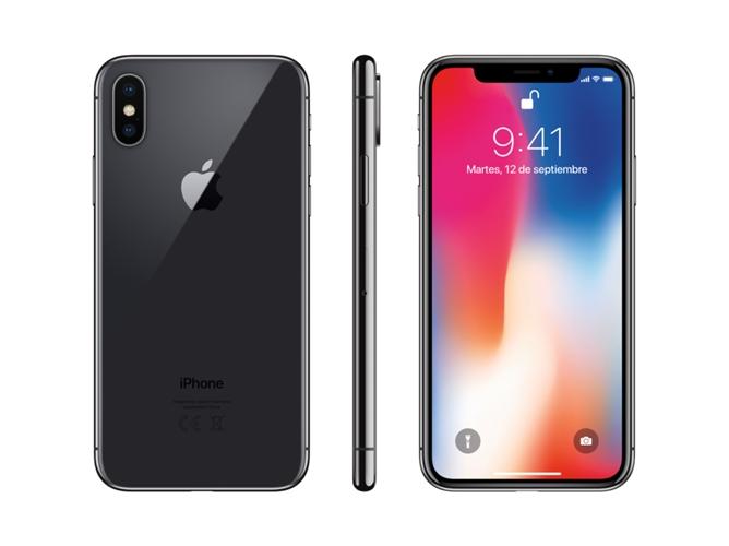 iPhone X 256GB - Negro