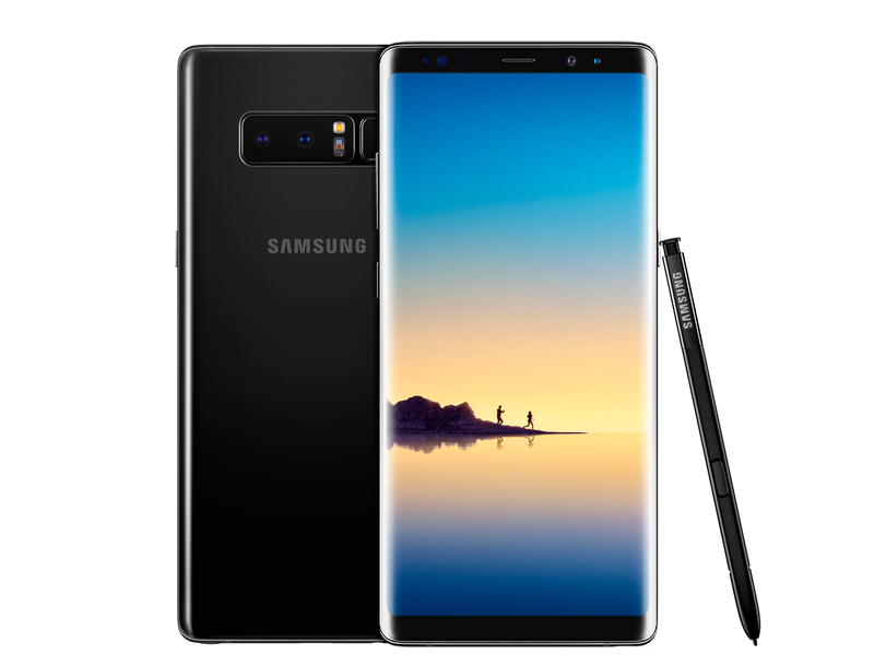 Samsung Galaxy Note 8 64GB - Negro