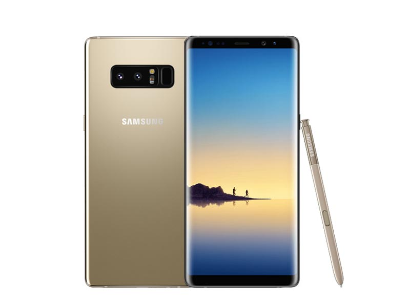 Samsung Galaxy Note 8 64GB - Oro
