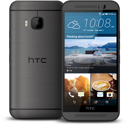 HTC One M9 32gb - Gris oscuro