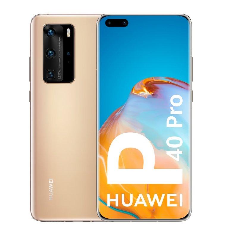 Huawei P40 Pro 5G 256GB - Oro