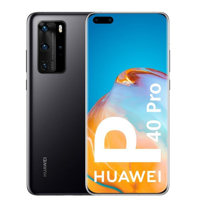 Huawei P40 Pro 5G 256GB - Negro