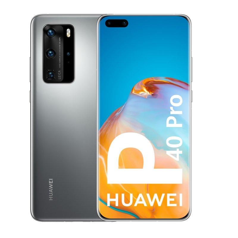 Huawei P40 Pro 5G 256GB - Plata