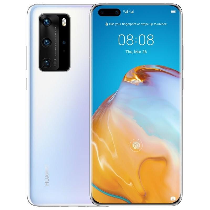 Huawei P40 Pro 5G 256GB - Blanco