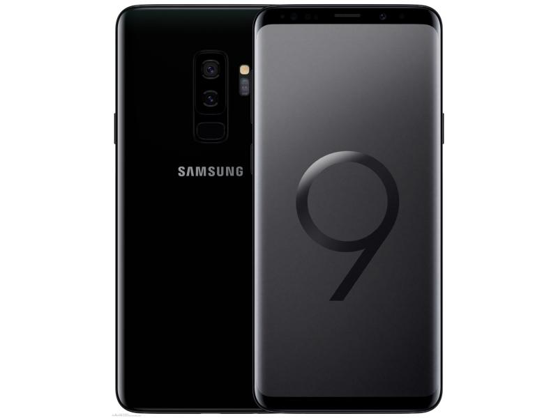 Samsung Galaxy S9 Plus 64GB - Negro