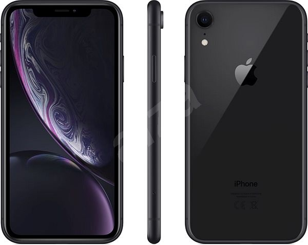 iPhone XR 256GB - Negro