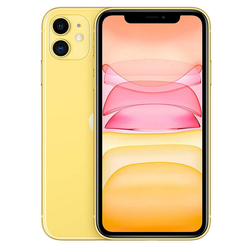 iPhone 11 64GB - Amarillo