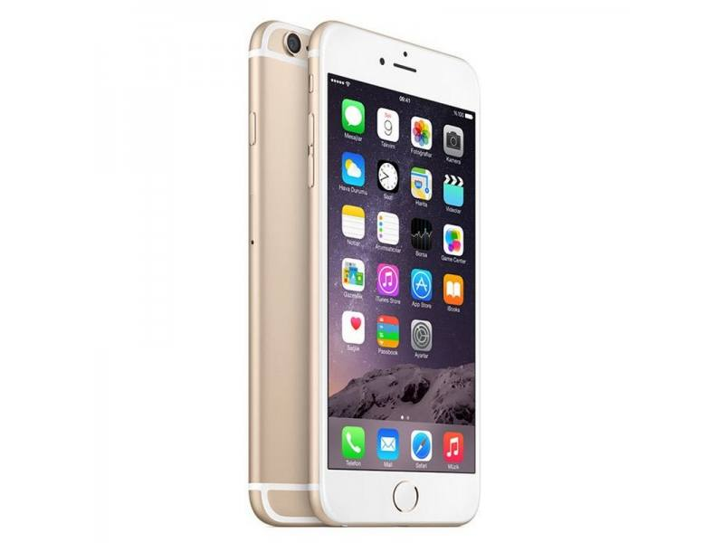 iPhone 6 16gb - Blanco-Oro