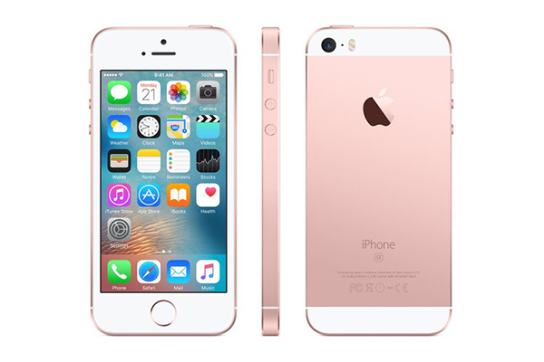 iPhone SE 64GB - Oro-Rosa