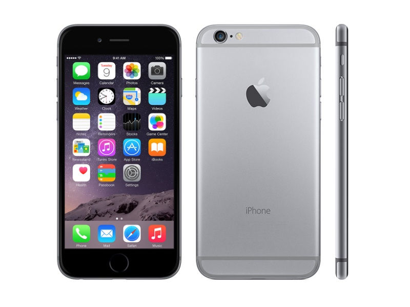 iPhone 6 16gb - Negro-gris